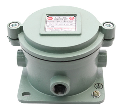 FLP/WP JUNCTION BOX 4WAY